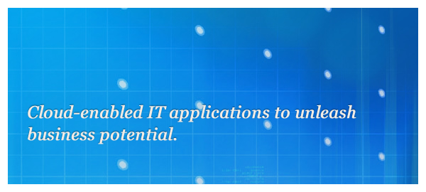 Cloud-enabled IT applications to unleash business potential